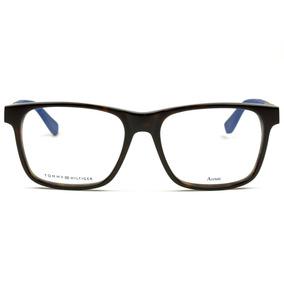2557f45c2ad44 Tommy Hilfiger Th 1282 K6i Óculos De Grau Masculino 5