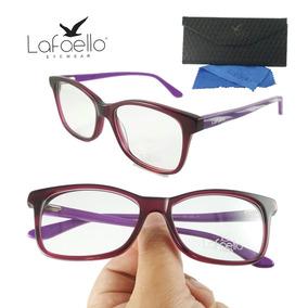 a3262c195ffe6 Oculos Se Grau Feminino Quadrado - Óculos Lilás no Mercado Livre Brasil