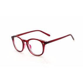 7e18a6e300ca3 Kit Duas Armações Óculos P  Grau Acetato Redondo Novo Aa. R  80