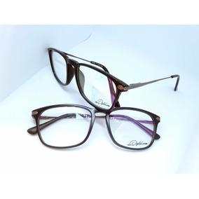 acbe6be7caf4d Armação Óculos De Grau Redondo Feminino Juvenil Tr066
