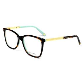0333b85f075ac Oculos Grau Tiffany Tf2059b 8134 Top - Óculos no Mercado Livre Brasil