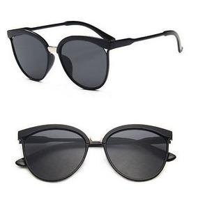 dd7c45c4be52a Óculos De Sol Retrô Gatinho Clássico Estiloso Proteção Uv