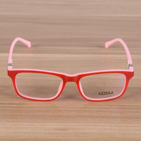 2655644c2cf50 Armação Barata De Óculos De Grau Infantil Leve Flexível