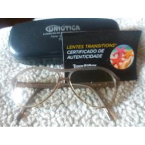 9e33da575ae01 Lentes Transitions No Seu Grau - Óculos no Mercado Livre Brasil