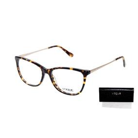 50ade70e17b48 Armação Óculos Grau Feminino Vo6556 Acetato Original Prime