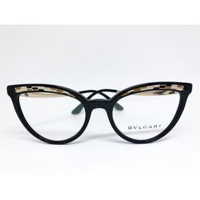 a2ff03cea80a2 Bulgari Oculos De Grau Gatinha - Óculos no Mercado Livre Brasil