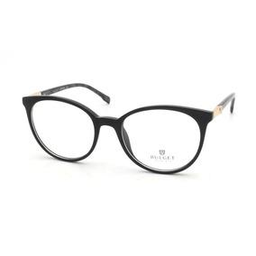 08fc49eb1b9fe Oculos Bulget De Grau Redondo - Óculos no Mercado Livre Brasil
