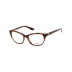 b31abd39ed50d Oculos Feminino Guess Marrom Gu 6509 Original Promo O - Óculos no ...