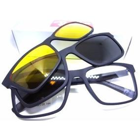 12794441bc1e3 Oculos Rayban De Grau Clip On - Óculos no Mercado Livre Brasil