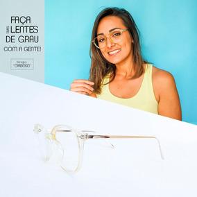 530a3157e36cc Óculos Vintage Givenchy Alemão Lentes Grau Oculos - Óculos no ...