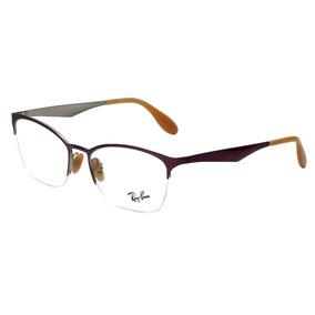 102313203 Armação De Óculos De Grau Ray-ban Feminino - Rb6345 2864
