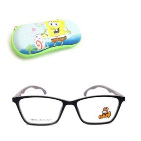 1ed8733fb6c0c Óculos Infantil Em Tr90 Flexível E Inquebravel - Óculos Preto no ...
