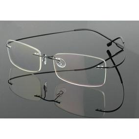 a8cec1c9cf2db Aro Retangular Regulavel 45x30 - Óculos no Mercado Livre Brasil