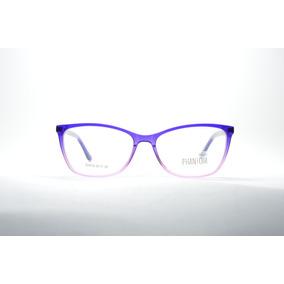 85cbca2f32ae3 Oculos Grau Degrade Quadrado - Óculos no Mercado Livre Brasil