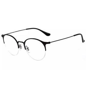 4f3b120b8fbec Oculos De Grau Redondo Rayban Ray Ban - Óculos no Mercado Livre Brasil