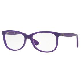 9d5f199dfc94b Óculos De Grau Ray Ban Infantil Rb1559 4 A 7 Anos Tam.50