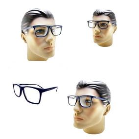 f45e99b2d0d93 Oculos Masculino Rosto Pequeno Quadrado Armacao Para Grau