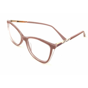 5bdc72f992ec8 Oculos De Grau Feminino Nude Acetato - Óculos no Mercado Livre Brasil
