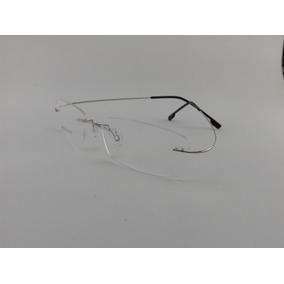 75f8a6b09eb76 Oculos De Grau Titanium Sem Aro - Óculos Armações no Mercado Livre ...