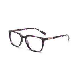 c65d2c7a28bcc Óculos Armação Colcci Com Lente Grau 025 Demi Violeta Brilho