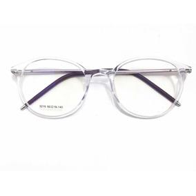 ea95c505c1a7a Oculos Retro Feminino Branco - Óculos no Mercado Livre Brasil