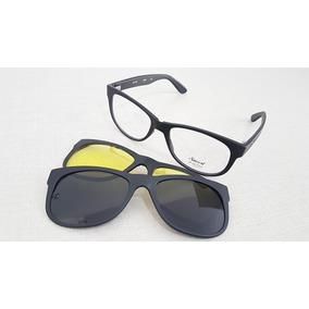 37a114c5bf271 Oculos Grau Tamanho Grande - Óculos no Mercado Livre Brasil