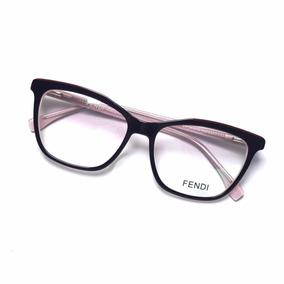 e69d278bf9dd4 Oculos Com Pedra Na Ponta De Grau Fendi - Óculos no Mercado Livre Brasil