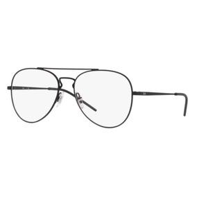 1f2510a4ef47f Armação Oculos Grau Ray Ban Rb6413 3044 56 Preto Fosco