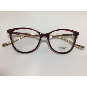 1a046a0c010b9 Oculos Grau 54 16 Ana Hickmann - Óculos no Mercado Livre Brasil