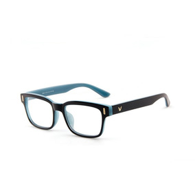 02e4e84cabfc6 Óculos De Grau Quadrado Dior - Óculos Azul no Mercado Livre Brasil