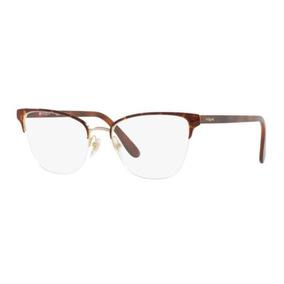 e1bff74bc6588 Óculos Vogue Eyeglasses Vo 2841 1553 Havana 54mm De Sol - Óculos no ...