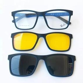 dab03a75e16c8 Oculos Rayban Clicon - Óculos no Mercado Livre Brasil