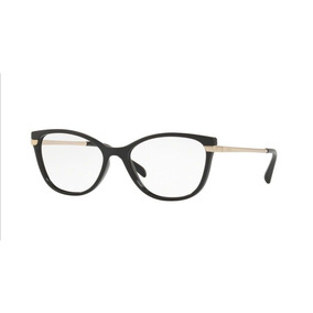 b51ecff8e Oculos De Grau Feminino Grazi - Óculos Preto no Mercado Livre Brasil