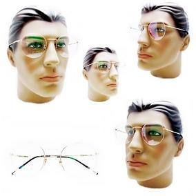 9ba917aa0d6e9 Oculos De Grau Redondo Masculino Aro Metal Retro Barato. R  59