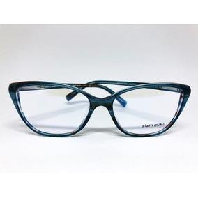 2dbe68817c357 Óculos De Grau Alain Mikli Ao 3082 002