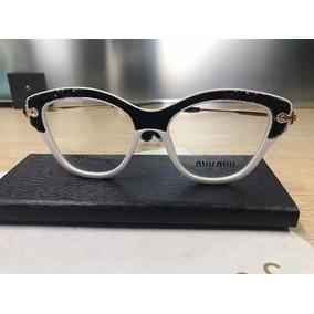 46ff3b932859 Óculos Miu Miu 10ns Qfi1e2 Glitter Orange 10ns Noi - Óculos no ...