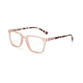 7a0404b56fafc Armação Oculos Grau Colcci Ada C6103b7452 Rosa Translucido