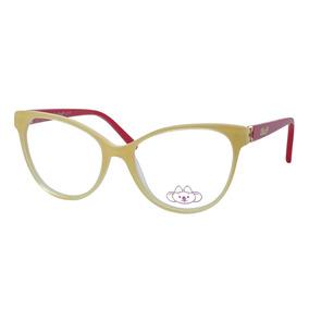 e1a53a83a1d84 Óculos De Grau Infantil Lilica Ripilica Original Vlr083 C3