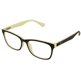 c0348010a1eb5 Armação Grau Óculos Feminino Masculino Promoção Rayban 5115