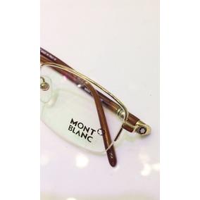 199d98b4404a4 Ponte Parafusada Oculos Mont Blanc - Óculos no Mercado Livre Brasil