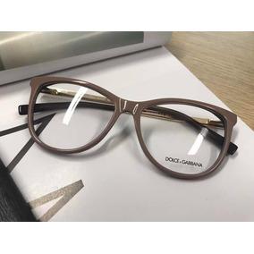 da8e707ea48ca Oculos Dolce Gabbana Réplica - Óculos Nude no Mercado Livre Brasil