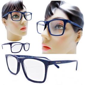 ed0bb564f3e6f Oculos Quadrado De Grau Feminina Na Moda - Óculos no Mercado Livre ...