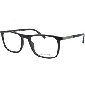 376b79e0aef5a Óculos De Grau Calvin Klein Unissex Original Ck6014 001