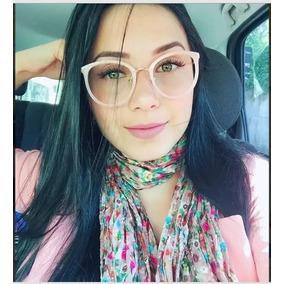 06f2f608d490e Armação Óculos De Grau Feminina Quadrada Parafusada + Estojo