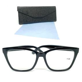 6e93ca396e6ba Oculos Bl Lente Preta Pequeno - Óculos no Mercado Livre Brasil