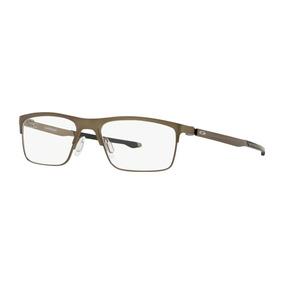 315090635354d Óculos De Grau Oakley Cartridge 0x5137 0254 Pewter- Original