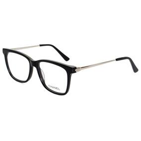 58e7c020898d1 Armação P  Óculos D Grau Feminina Chanel Ch2132 Acetato