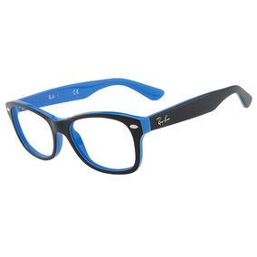 5fbeb2418d919 Oculos Ray Ban Infantil Redondo - Óculos no Mercado Livre Brasil