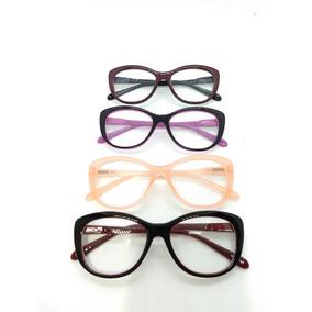 a02988ccd Armaçôes De Óculos De Grau 10 Un. Atacado Ótima Qualidade
