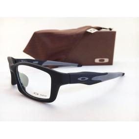 b96e22ce1d352 Armação Óculos De Grau Oakley Crosslink Original Frete Grati